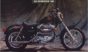 Thumbnail image for 1993 Harley-Davidson XLH 883 1200 Sportster Manual