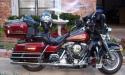 Thumbnail image for 1995 Harley-Davidson FLHTC FLHS FLHR Manual