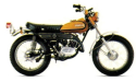 Thumbnail image for Yamaha DT175 DT 175 Manual