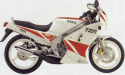 Thumbnail image for Yamaha TZR125 TZR 125 Service Repair Workshop Manual