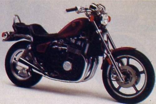 1982 Yamaha XJ 750 Seca Photos, Informations, Articles